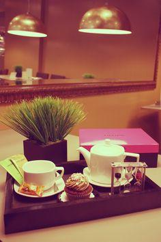Cupcakes en el Hotel Holiday Inn Andorra