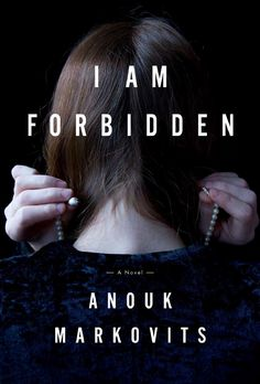 I'm reading this as part of the From Left to Write bookclub and it's seriously messing with my head. Also, it's GOOD. I Am Forbidden, by Anouk Markovits