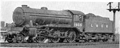 Steam Locomotives of a More Leisurely Era 1920 – 3-Cylinder 2-6-0 Great Northern Railway