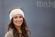winter headband - i have two already but i want one in every color - soo cute!!