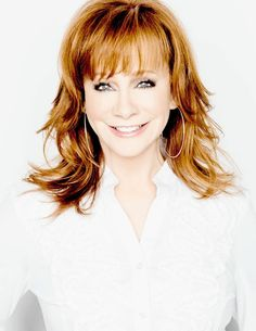 Houston Livestock Show and Rodeo > Concerts > Entertainer Lineup > 2014 > Reba Country Music Artists, Country Singers, Reba Mcentire, Ageless Beauty, Cute Hairstyles, New Hair, Redheads, Short Hair Styles, Country Guys