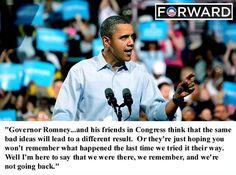 #Obama2012 #Forward