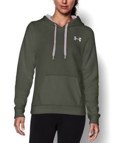 Look at this #zulilyfind! Downtown Green Rival Hoodie #zulilyfinds