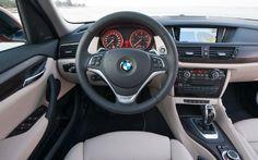 2013 BMW X1 Steering Wheel