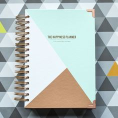 [ If you're from the UK, please visit our UK site. ] * LIMITED QUANTITY AVAILABLE ** THIS IS A PRE-ORDER FOR THE HAPPINESS PLANNER (JAN - DEC '17). YOU WILL BE CHARGED AT CHECK OUT. HOWEVER, YOUR ORDE