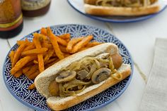 Vegan hot dogs? Check. Plus toppings.