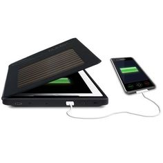 KudoCase For iPad - is an extended life protective battery case for the iPad powered by the sun!