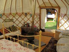 How to: go glamping – the girl outdoors