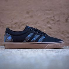 The stylish, functional Dust to Darkness Adi-ease is in stores now. #adidasSkateboarding