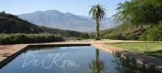 De Kom Self-catering mountain cottage accommodation Citrusdal Cederberg Western Cape South Africa