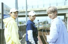 Click this image to show the full-size version. Exo Chanbaek, Chanyeol, Exo Variety Shows, Exo Official, Xiuchen, Kpop Exo, Exo Members, Photo Book, Boy Groups