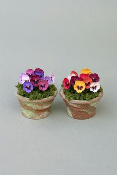 Hey, I found this really awesome Etsy listing at https://www.etsy.com/listing/164187451/large-pansies-paper-flower-kit-for-112th