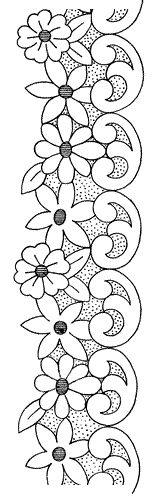 Design Patterns for Embroidery / Paintings - Page 22 Hand Embroidery Patterns, Cross Stitch Embroidery, Machine Embroidery, Sewing Patterns, Cutwork Embroidery, Applique Designs, Quilting Designs, Coloring Books, Coloring Pages