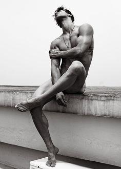 "jafarg: ""• Claus Castro - brazilian model by Wong Sim """