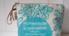 This is a great way to try out screen printing, with practice you can get a lovely clear print each time, its great for a repeat desi...
