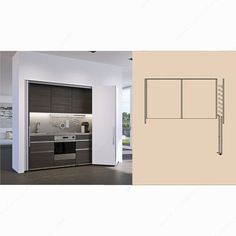 Find The Largest Offer In Innovative Application Hardware Like HAWA Folding  Concepta 25 Tall   Bifold/Slide In Pocket At Richelieu.com, The One Stop  Shop ...