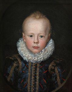 Jacob van Doordt, Barneportræt af en prins, u.å.