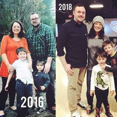 """Thriving Thursday shoutout to Lauren and Jonathan! Think they're psyched to share their """"then and now"""" pics!? So beautiful to see couples getting healthy together-it shifts your life in so many ways.Trust me I know first hand! So happy to help people on their journeys to body mind and soul wellness. Congrats!🦋 Nutritional Cleansing, Healthier Together, Mind Body Soul, Be Your Own Boss, Get Healthy, Shout Out, Helping People, Thursday, Healthy Lifestyle"""