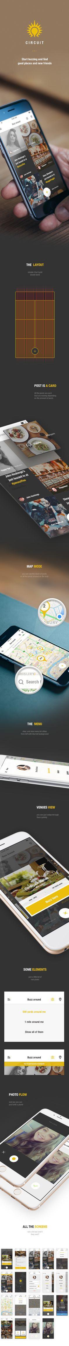 Circuit iOS App on Behance