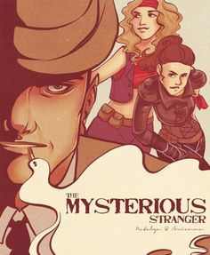 The mysterious stranger fallout