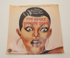 """Rocky Horror Picture Show - Sweet Transvestite 7"""" 45 Tim Curry 1974 Promo VG++ http://stores.ebay.com/price-less-finds/Records-/_i.html?_fsub=10951811017"""