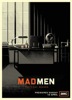 Mad Men Season 7 www.MadamPaloozaEmporium.com www.facebook.com/MadamPalooza