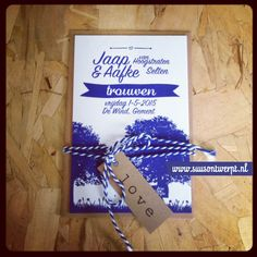 #suusontwerpt -letterpresskaartje-weddinginvitation -trouwkaart-letterpress