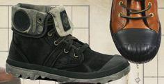 Paladium boot