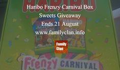 Win a Haribo Frenzy Mini Carnival Box of Fun