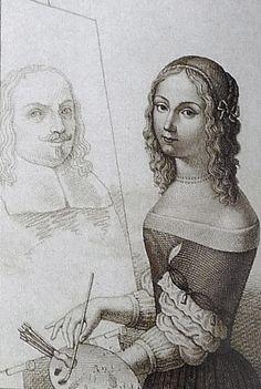 Luigi Martelli,  artist Elisabetta Sirani