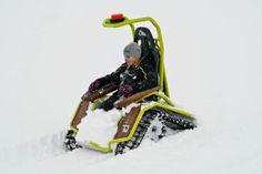 An Extreme Off-Roading Wheelchair - Neatorama