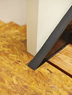 Osb bed reclaimed wood furniture pinterest discover for Reclaimed wood flooring los angeles