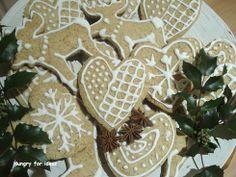 Delicious gingerbread