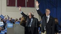Sanders arrasa a Clinton y prueba que puede ganar la nominación demócrata