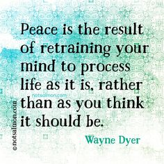 Peace Of Mind on Pinterest  Peace Of Mind Quotes, Peace and Numb