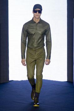 Dirk Bikkembergs | FW 2014 | Milano Moda Uomo