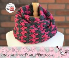 Free Pattern at www.MarlyBird.com
