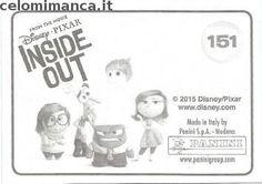 Inside Out: Retro Figurina n. 151 -