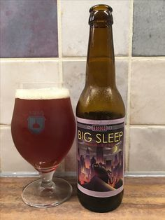 Browar Raduga - Big Sleep (American Barleywine)