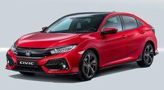 Honda Civic 2017 así será el nuevo compacto en su llegada a Europa # Hace un mes…