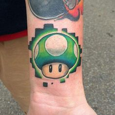 Launched in 1980 by Nintendo, Tremendous Mario Bros revolutionized the realm of ​​online game video games with an modern aspect scrolling platform. Measurement success has elevated him to one of the best promoting recreation Gamer Tattoos, Up Tattoos, Sister Tattoos, Future Tattoos, Body Art Tattoos, Sleeve Tattoos, Tatoos, Super Mario Tattoo, Tattoo Mario