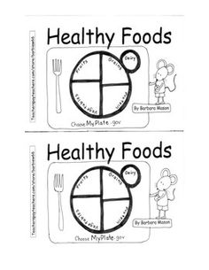 I Am Healthy Kids Poster for School Nurse and Health