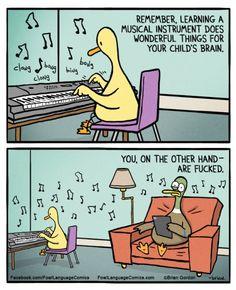 Kids Learning Music