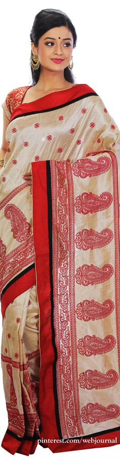 Katan silk - Handwoven sarees from Indian silk house.