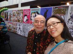 Shiuan-Wen Chu's Graphic Novels: Gorinchem Stripdagen 2014 (2)