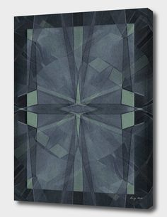 Discover «Differential Box», Limited Edition Canvas Print by Randy Witte - From $75 - Curioos