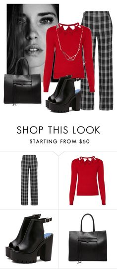 """Untitled #58"" by triceyfashion on Polyvore featuring Proenza Schouler, Altuzarra and Rebecca Minkoff"