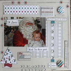 ***Oh Santa*** - Scrapbook.com