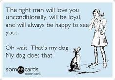 Yay for unconditional doggy love :)