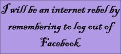 Internet Rebel slogan